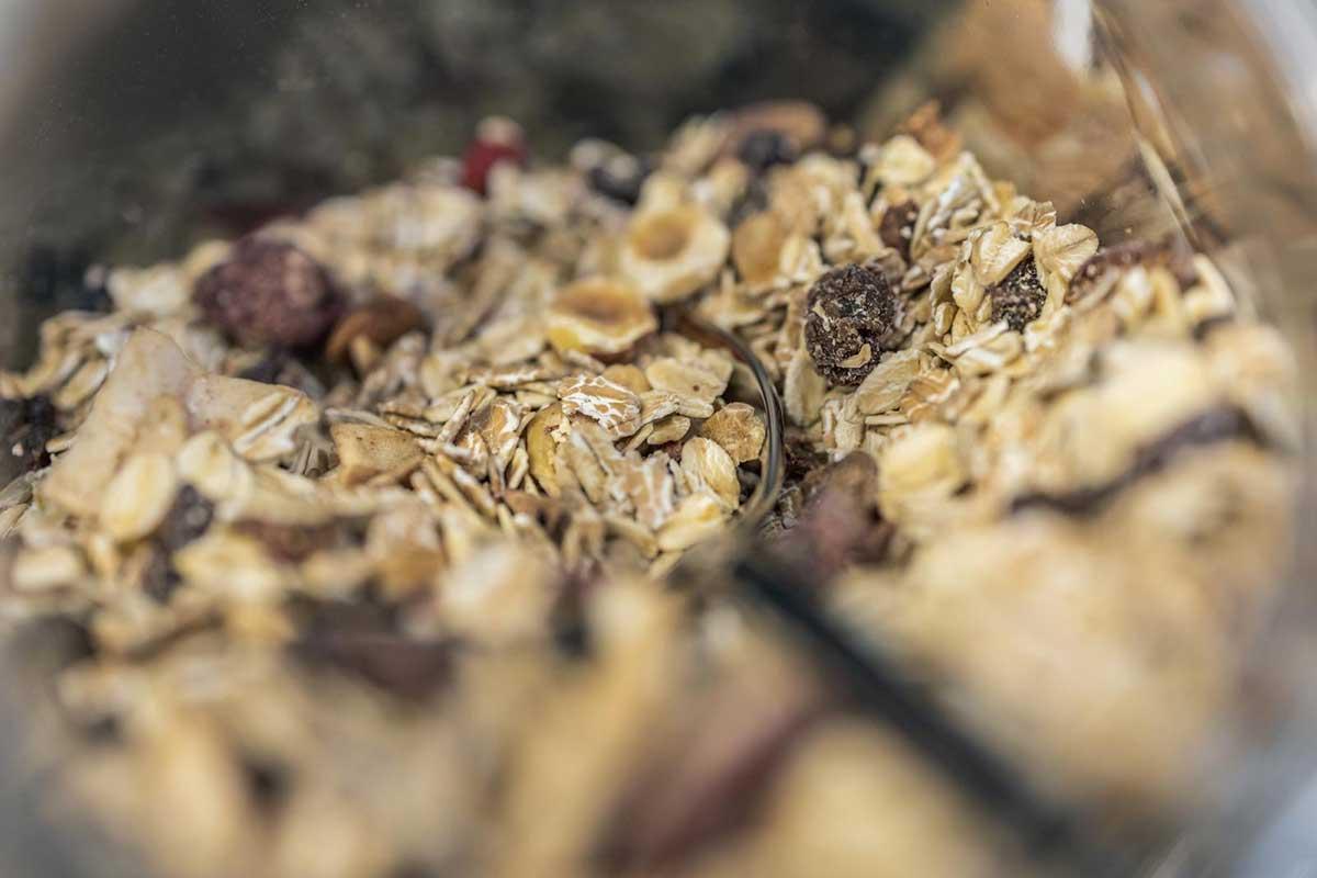 cereali per la colazione da agritur sicher